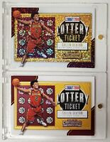 Collin Sexton 🏀 CAVS 🔥 2018-19 CONTENDERS * RC * + HOLOFOIL ROOKIE CARD LOT