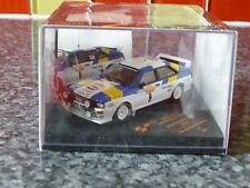 Vitesse Audi Quattro 1982 Sanremo Rally ganador #9 1:43