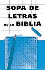 Sopa de Letras de la Biblia (Paperback or Softback)