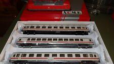 "ACME  Set ""IC Norderney"" livrea ICE bianco fascia rossa + 120 141-7 DB AG ROSSA"