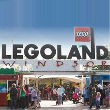 Legoland Tickets  X 2 - Any Date Between JUNE 17 - NOV 01, 2018 Any Date in AUG