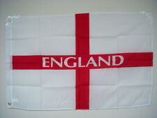 3ft x 2ft St Georges Cross / England Flag with Grommets