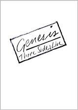 Genesis-Three Sides Live DVD NUOVO