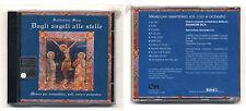 Cd SALVATORE SICA Dagli angeli alle stelle NUOVO Messa per assemblea 2000 Gesù