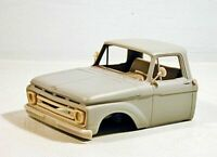 Ford F 100 / 350 1:25 scale resin truck cab kit