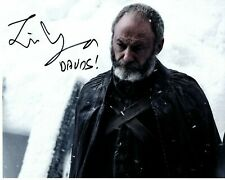 LIAM CUNNINGHAM signed Autogramm 20x25cm GAME OF THRONES in Person autograph COA