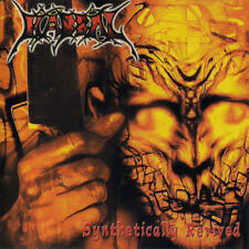 KABBAL - Synthetically Revived CD (Diamond, 2003) french Death Metal