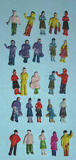 25 N Gauge People Standing for your Train Layout: 9-11mmTall:NEW: