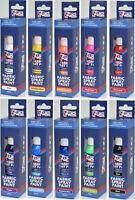 Fabric Fashion Spray Paint Permanent Art Craft T-Shirt Textiles Assorted Colours