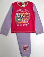 fd74ba4b1e Girls Paw Patrol Lilac   Pink Long Pyjamas ages 18 - 24 Months