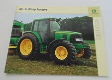 JOHN DEERE 6020 SERIES TRACTORS 65 to 90 HP 28 PAGES