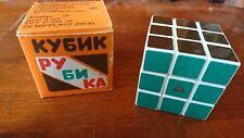 Logical game Rubik's Cube, USSR, original, vintage, 80s, puzzle