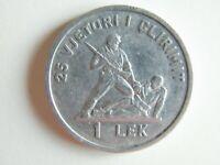 Moneda Coin Albania 1 Lek 1969 | World Coins