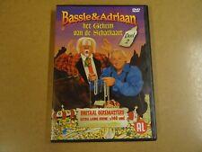 DVD / BASSIE & ADRIAAN - HET GEHEIM VAN DE SCHATKAART - DEEL 2