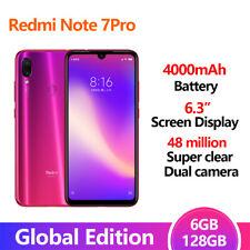 Xiaomi Redmi Note 7Pro 6GB 128GB Octa Core 6.3'' FHD Screen Mobile Phone 4000mAh
