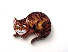 Cheshire Cat Fridge Magnet Alice in Wonderland Tenniel Literary Xmas Gift