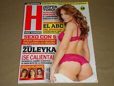 Zuleyka Rivera #181 Revista H Para Hombres Mexican Complete Your Collection