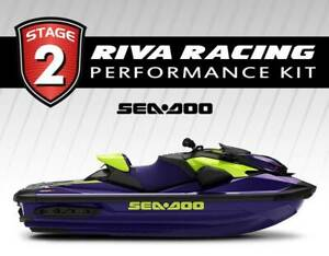 Seadoo 2021 + Rxp-X 300 Riva Stage 1 Kit Puissance À Maptunerx RS13121 RS110SC-B