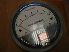 DWYER 2006 MAGNEHELIC GAUGE 0-6.0 INCH WC *NEW*