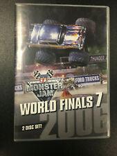 Monster Jam World Finals 7 2006 DVD