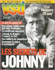 ▬► VSD 1346 (2003) JOHNNY HALLYDAY_BRIDGET MOYNAHAN_HILLARY CLINTON