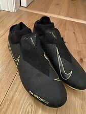 Nike Phantom Vision Pro DF Mens FG Football Boots Size UK 10 - Tear on the side
