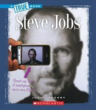 Steve Jobs (True Books: Biographies)-ExLibrary