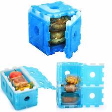 Bloques Congelador Cool Bolsa Bolsas De Hielo Enfriador Cubos Portátil Coche Picnic Almuerzo Caja Nuevo