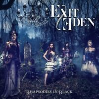 Exit Eden - Rhapsodies IN Nero Nuovo CD
