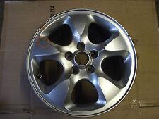 "Genuine Jaguar S /X Type 16"" INCH Spare Alloy Wheel Rim  T508AWIK3 - XR831007BB"