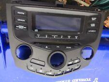 2003 - 2007 Honda Accord radio Face Plate 2004