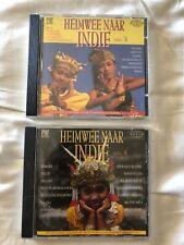 heimwee naar indie deel 3 & 4 Cd