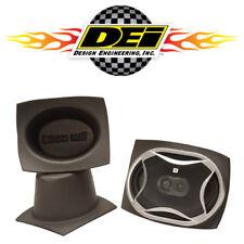 DEI 050370 Boom Mat Sound System Speakers Vibration Deadening Baffles 6x8 Oval