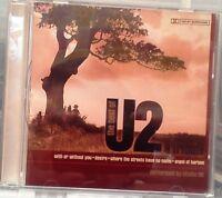 Studio 99 - The Best Of U2: A Tribute (CD) U2 Covers Album