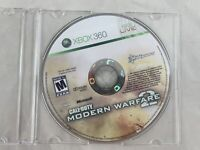 Call of Duty: Modern Warfare 2 (Microsoft XBOX 360) DISC ONLY Cleaned and Tested