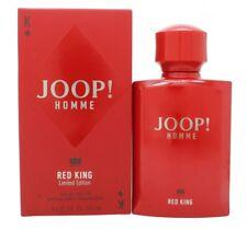 JOOP! HOMME RED KING EAU DE TOILETTE 125ML SPRAY - MEN'S FOR HIM. NEW