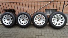 BMW Alufelgen mit Michelin 215 60 R16, 99V, Modell Ellipsoid-Styling 60, E38,E39