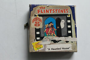 Super 8  Film  THE FLINTSTONES   A Haunted House