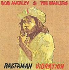 Rastaman Vibration [Bonus Track] [Remaster] by Bob Marley/Bob Marley & the Wailers (CD, Jun-2001, Island (Label))