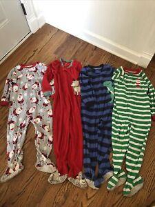 Boys 5t Lot of pajamas, Christmas
