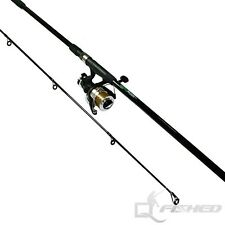 Carp Fishing Rod And Reel. 12ft Fishing Rod With Reel And Line