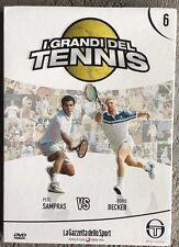 Tennis DVD - Pete Sampras v Boris Becker - Special Edition - Greats Of Tennis