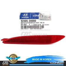 GENUINE REAR Bumper Reflector LEFT for 2011-2013 Hyundai Elantra OEM 924053X000