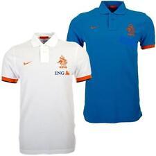 Camisetas de fútbol azul Nike talla M