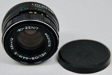 ZENIT M52X0.75 MC Helios 44M 6 58mm 1:2 Camera Lens - M42 Mount