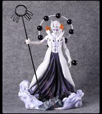 Naruto Shippuden Uchiha Obito Sharingan Kisame PVC Action Figure Statue 3D Model