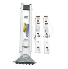 New listing Ladder Leveler LevelLok Base Unit Quick Click Adjustable Swivel Shoe Stability