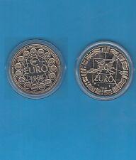 Médaille Euro L'Europe Année   1998