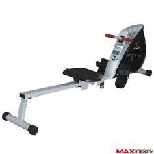 MAXSTRENGTH ® Rameur pliable Résistance CARDIO RAMEUR Fitness Gym Entraînement