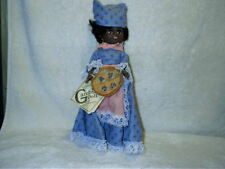 Original Cambina Doll New Orleans African American New With Tags & Stand 12""